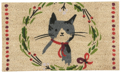 Jingle Cat Doormat