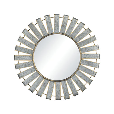 Galvanized Steel Mirror