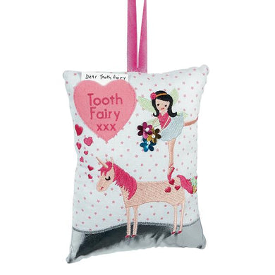Tooth Fairy Cushion- Fairy Unicorn