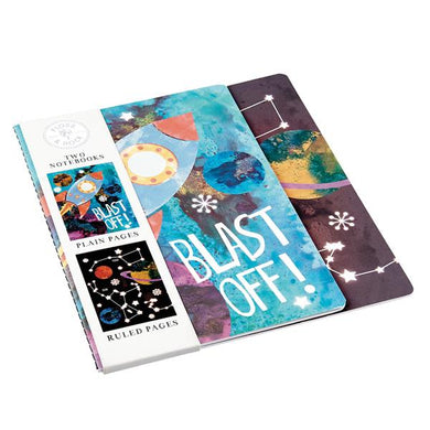 Rocket Notebooks (Set of 2)