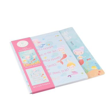 Mermaid Notebooks (Set of 2)