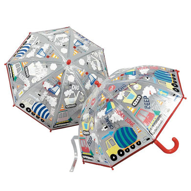 Color Changing Umbrella--Construction