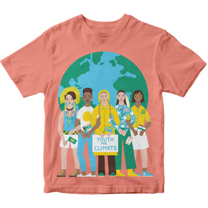 Earth Heroes Short Sleeve Trailblazer Tee