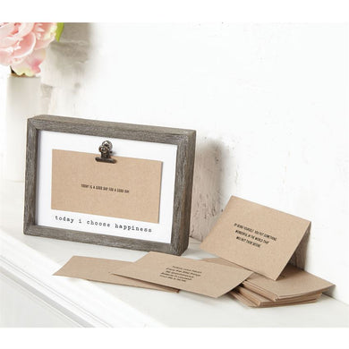 Inspirational Cards Frame Set