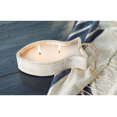 Fish Citronella Candle