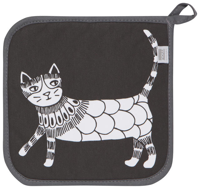 Purr Party Pot Holder
