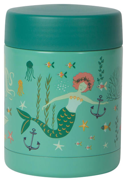 Mermaid Food Jar