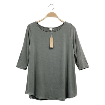 Bamboo 3/4 Sleeve Tops (Multiple Color Options)