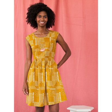 Gold Chilmark Dress
