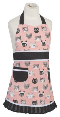Cats Meow Children's Apron