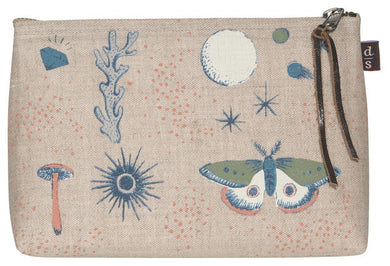 Mystique Small Cosmetic Bag