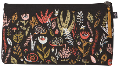 Small World Large Cosmetic Bag