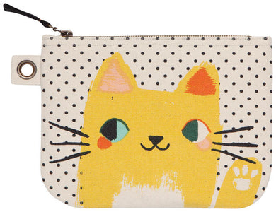 Meow Meow Pouch Large