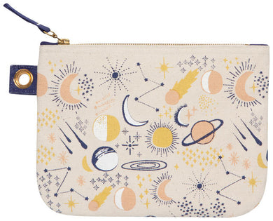 Cosmic Zip Pouch Large