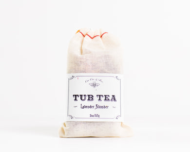 Lavender Slumber Tub Tea Bath Soak 2oz