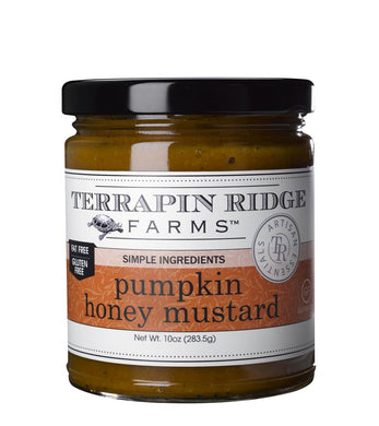 Pumpkin Honey Mustard