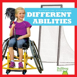 Different Abilities (Paperback)