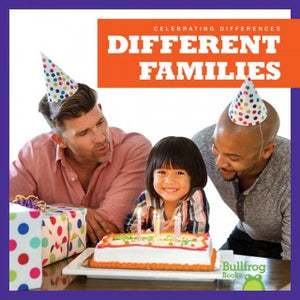 Different Families (Paperback)