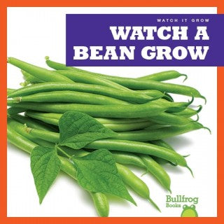 Watch A Bean Grow (Paperback)