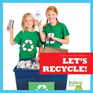 Let's Recycle! (Paperback)