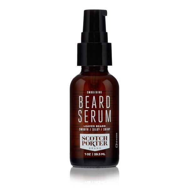 SMOOTHING BEARD SERUM 1 oz