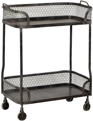 Iron Trolley/Bar Cart