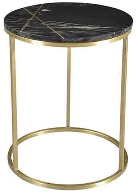 Neboro Sidetable Black