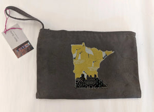MN State Skyline Pouch (Multiple Options)