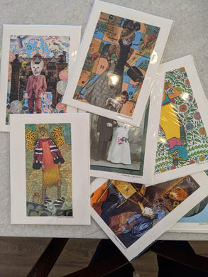 Jessie Lawson Greeting Cards Assorted Styles