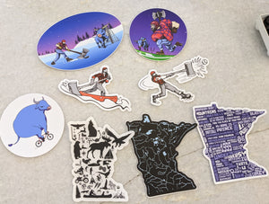 Stickers by Stateology