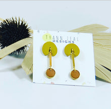 Gerbera Earrings