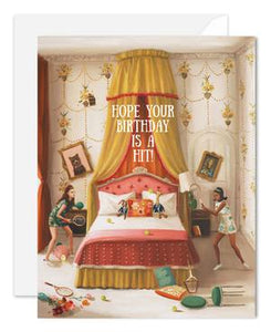 Hope Your Birthday is a Hit! Card