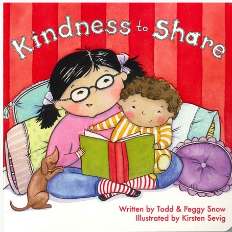 Kindness to Share (Board Book)