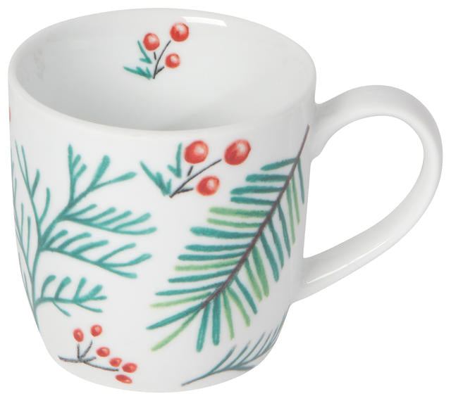 Bough & Berry Mug