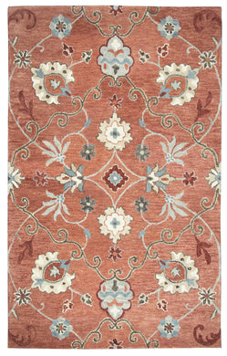 Hand-Tufted Rug