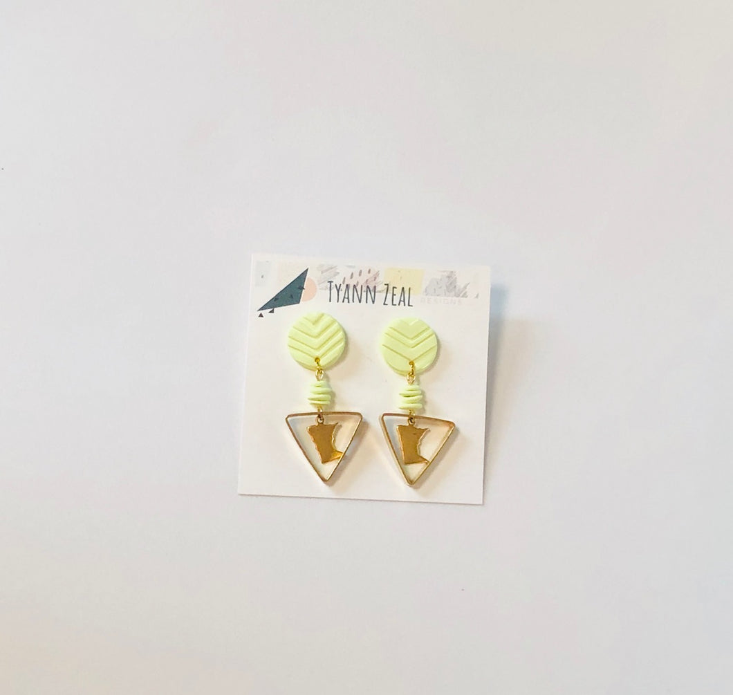 MN Earrings-Citrus