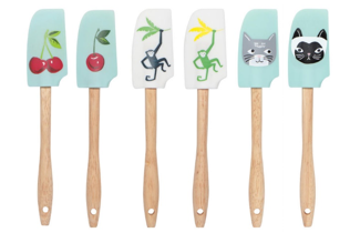 Mini Spatulas (Set of 2)