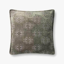 Green Pillow