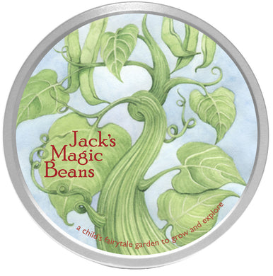 Fairytale Garden- Jack's Magic Beans