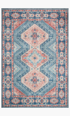 Old World Design Rug (7'6