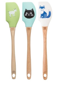 Animal Spatulas