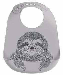 Bucket Bib - Sloth