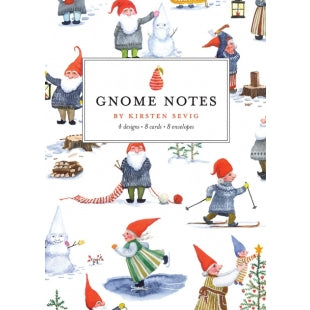 Gnome Notes Cards (Boxed Set)