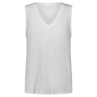 V-Neck Slub Tanks (Multiple Colors)