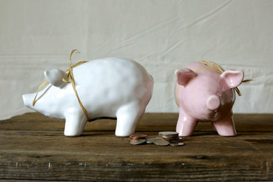 Ceramic Piggy Banks