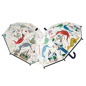 Color Changing Umbrella--Spellbound
