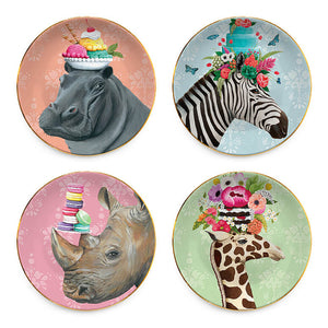 Haute Jungle Plates