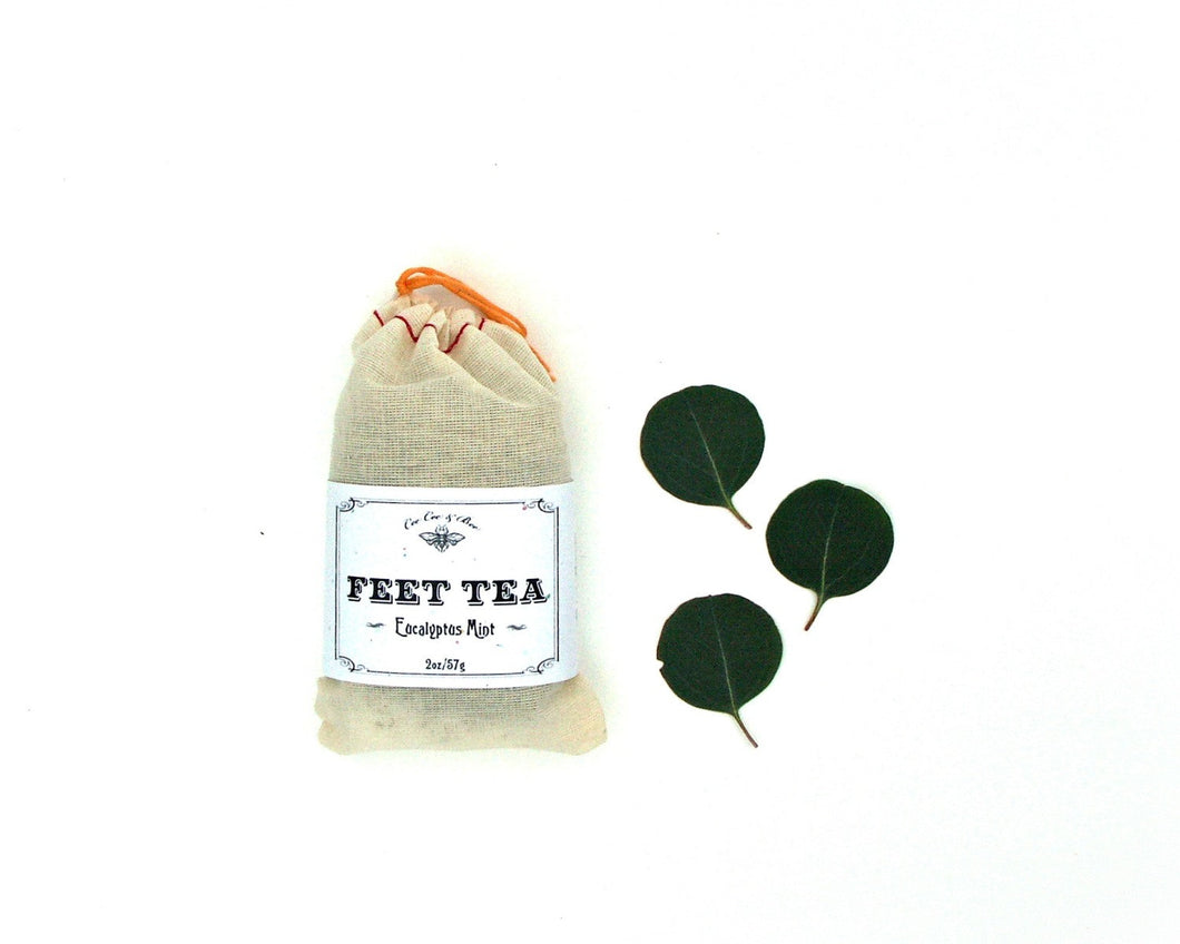 Feet Tea Tub Tea Bath Soak 2oz