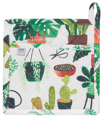 Let It Grow Pot Holder