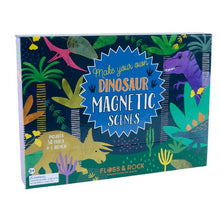 Dino Magnetic Play Scene